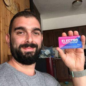 Cliente soddisfatto ELECTRO